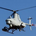 Aerial robots to detect sea pirates